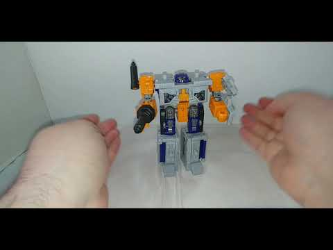 Chuck's Reviews Transformers Earthrise Airwave