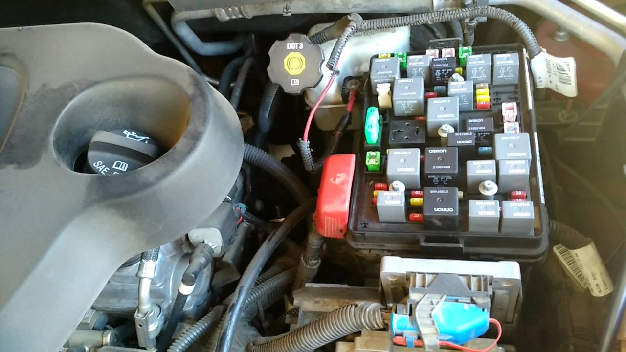 2010 chevy hhr door lock wiring harnes [ 1280 x 720 Pixel ]