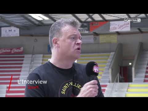 Interview Arnaud RICOUX - Coach du SVBD