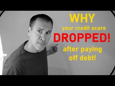 why-your-credit-score-dropped-after-paying-off-debt!
