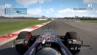 F1 2013 - Корея, быстрый круг с сюрпризом