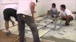 1/4''x5'x10' (6mm-1.5m-3m) Huge Porcelain Tiles Installation and Tile Leveling System