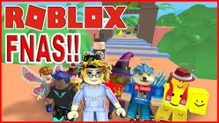 Roblox | Escape the Zoo | Mrs. Samantha and Fans / FNAs
