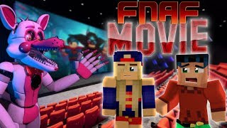 Five Nights at Freddy's Movie Date Wrecked (Minecraft Roleplay)