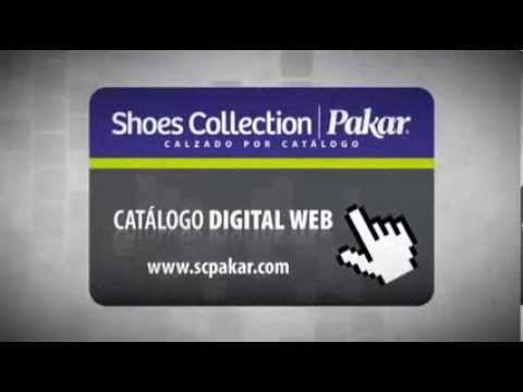 Catalogos digitales Shoes Collection Pakar