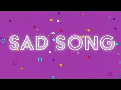 Alesso - Sad Song (feat. TINI)   Spanish Lyric Video