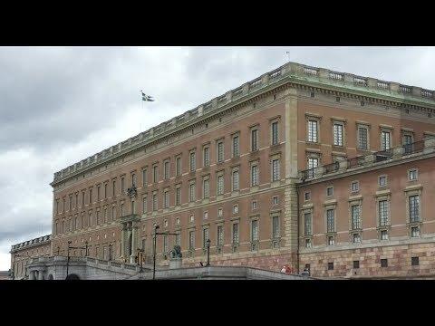 Kungliga slottet. Stockholm.