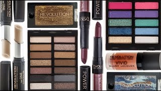 MAKEUP REVOLUTION HAUL Thumbnail