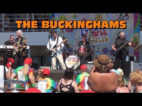 The Buckinghams 2016 Flower Power Cruise