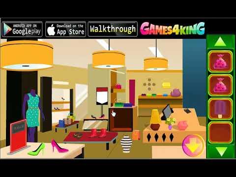 G4K Happy Business Woman Rescue Game Walkthrough