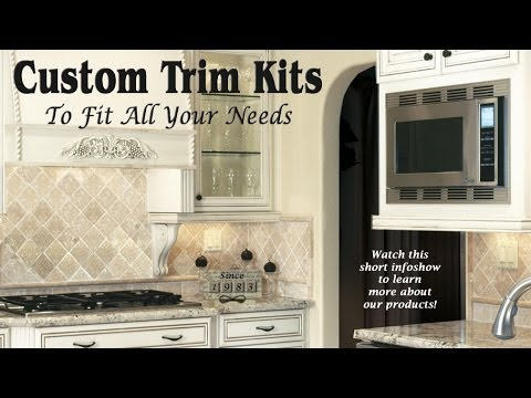 Micro Trim Inc Custom Trim Kits Youtube