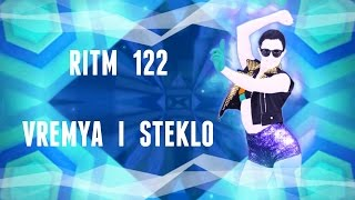 Just Dance Fanmade Mashup  Ritm 122 - Vremya I Steklo  Theme  Gold Style