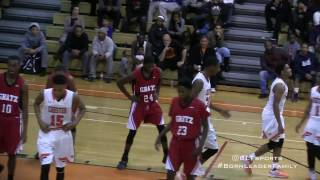 Chester High Holds off Simon Gratz in a 70-64 Dog Fight