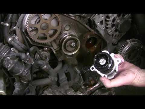 FKAutoWorks Audi A4 B5 18T AWM Timing Belt Instructional Video