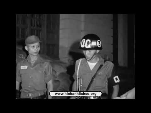 Phim Tài Liệu: Tử hình Trần Văn Đang tại Pháp trường Cát ở Sài Gòn năm 1965
