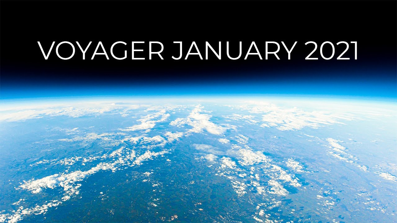 Sending ashes into space | Voyager space launch | January 2021