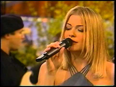 Elton John & Leann Rimes- The Today Show, March 26, 1999. Written in the Stars
