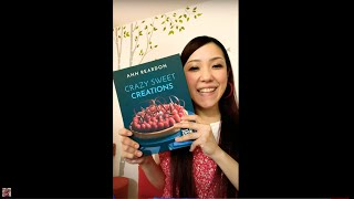 Cookbook from Ann Reardon #shorts