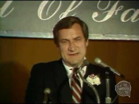Dean E. Smith's Basketball Hall of Fame Enshrinement Speech