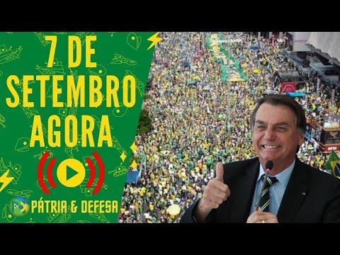 Direto da Paulista, 7 de Setembro.