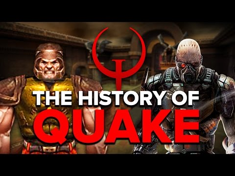 The History of Quake