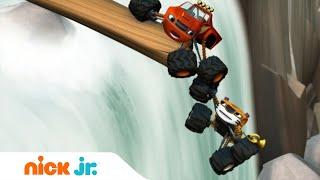 Вспыш и чудо-машинки | Водопад | Nick Jr. Россия