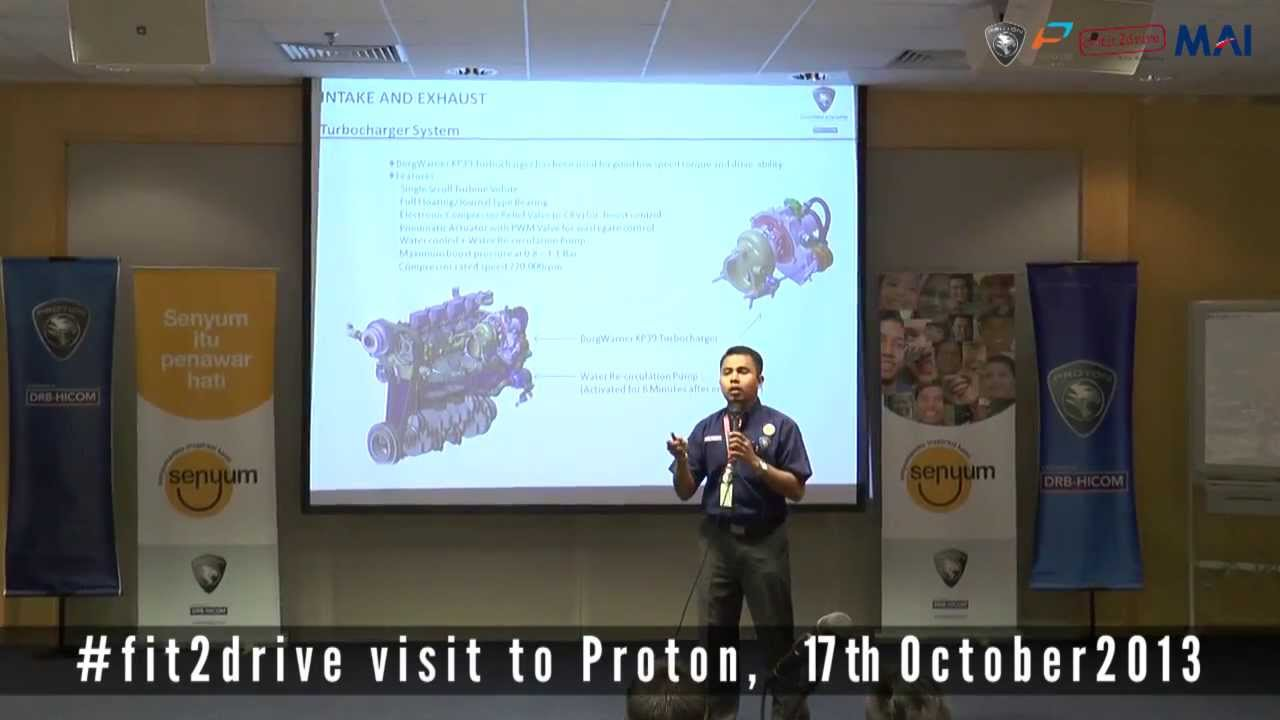 #fit2drive : Proton Center of Excellence : Brief 1