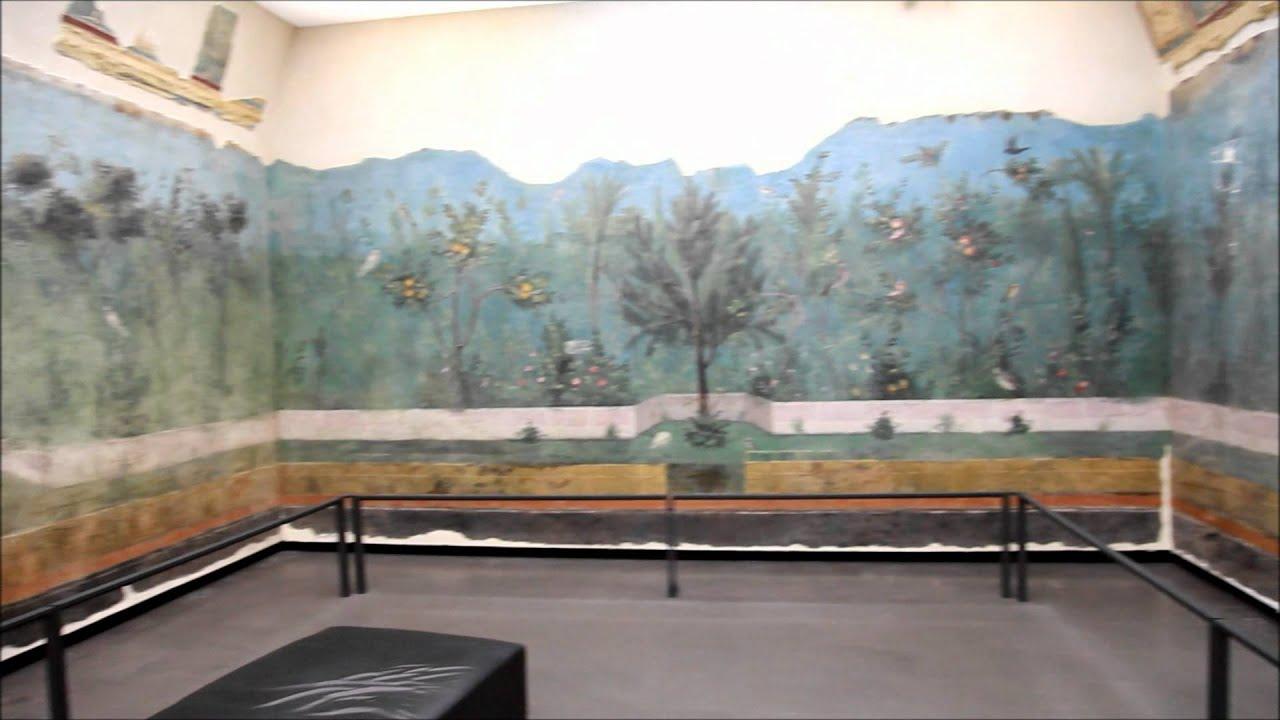 05172011_06  ROME Gardenscape from the Villa of Livia