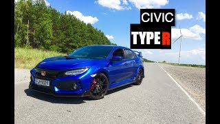 homepage tile video photo for 2018 Honda Civic Type R Review
