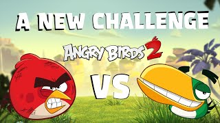Angry Birds 2 | Game Reaction | Hank vs. William!
