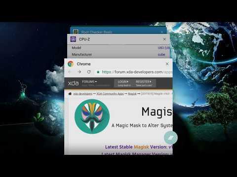 Cube iPlay 10  U83  MT8163