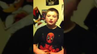 11 YEAR OLD SETS WORLD RECORD FOR FASTEST RAPPER