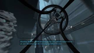 Portal 2   Chapter 5   the escape + save turret from redemption achievement + kill GLADOS