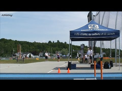 2014 Canadian Junior Track and Field Championships: Gold medal men