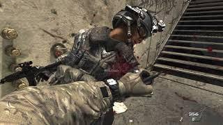 Call of Duty - Modern Warfare 3 II Udah nembakin temen terus mati 2x Yaelahh