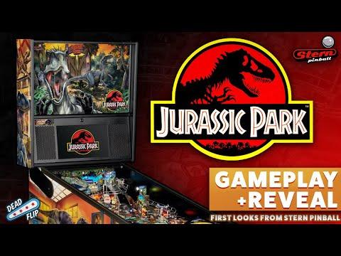 Stern Jurassic Park Pinball Reveal 2019