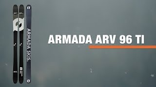 Armada ARV 96 Ti 2019-2020 Ski Review | Ellis Brigham