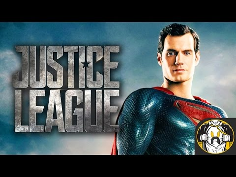 Justice League Movie Adds TWO Characters