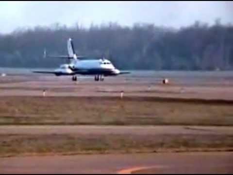 Lockheed Dash 8 Jetstar