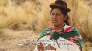 Heifer Perú - Proyecto FEED / Tejiendo Éxitos en Perú