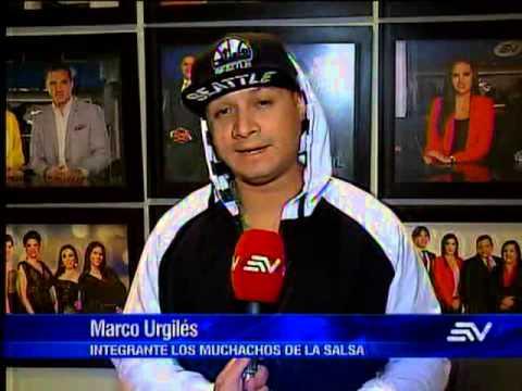 Ficuchu (salsa Choke )  FARANDULA TELEMUNDO    LOS MUCHACHOS MUSIC  SALSA URBANA