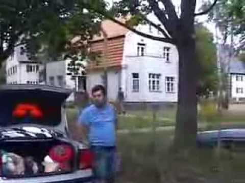 Дрёген Штаб Армии Равенсбрюк Лихен Пархим 2008 3 часть