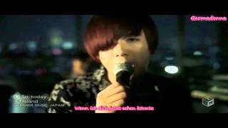 FT Island - So Today [German Subs]