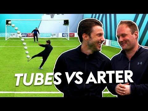 Harry Arter Hits Top Bins?!?    Tubes vs Harry Arter