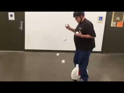 Force Bounce Juggling E Uni