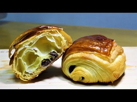 How to Make pain au chocolat at home_Danish Pastry _Easy Recipe_No machine_No knead method