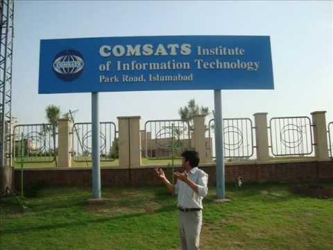 comsats islamabad Life at comsats.wmv
