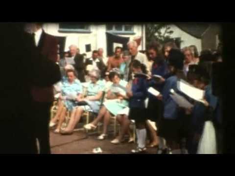 Lympstone Sea Sunday 1976