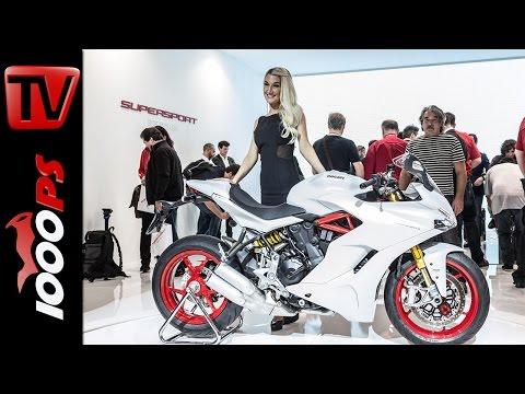 Ducati SuperSport Neuheiten 2017