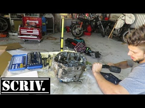 1973 Honda XL175 Restoration - Part 2 - Engines, Gears and Design Flaws!